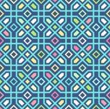 Seamless Oriental Pattern. Vector Background Stock Photos