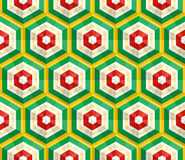 Seamless oriental pattern. Vector background Royalty Free Stock Image
