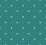 Seamless oriental pattern. Vector background Stock Image