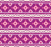 Seamless oriental pattern. Vector background Stock Photography