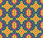 Seamless oriental pattern. Vector background Stock Images