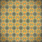 SEAMLESS ORIENTAL STYLE. Antique Oriental seamless mode, repeat the background, fully scalable vector graphics Royalty Free Stock Photography