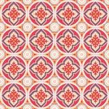 Seamless oriental style Stock Image