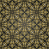 Seamless Oriental Vector Background Royalty Free Stock Images