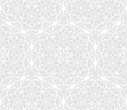 Seamless Oriental Vector Background Stock Image