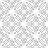 Seamless Oriental Vector Background Stock Images