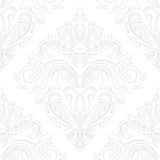Seamless Oriental Vector Background Royalty Free Stock Photo