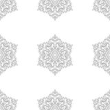 Seamless Oriental Vector Background Royalty Free Stock Photography