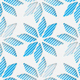 Seamless Origami Pattern. 3d Modern Lattice Background Royalty Free Stock Photo