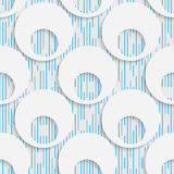 Seamless Origami Pattern. 3d Modern Lattice Background. Decorative Minimalistic Tile Wallpaper. Delicate Wrapping Paper Design Stock Photos