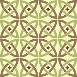Seamless original geometric background Stock Image