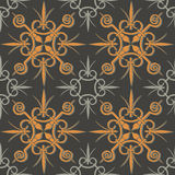 Seamless original geometric background Royalty Free Stock Image