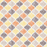 Seamless ornament mesh geometric pattern Stock Photo