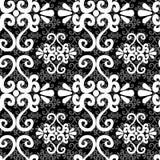 Seamless ornament pattern Stock Photography