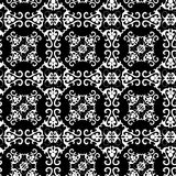 Seamless ornament pattern Stock Photo