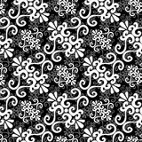 Seamless ornament pattern Stock Image