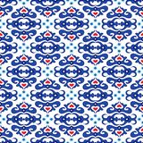 Seamless ornament pattern Stock Images