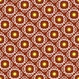 Seamless ornament pattern Royalty Free Stock Photos