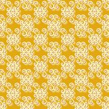 Seamless ornament pattern Royalty Free Stock Images