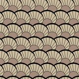 Seamless ornament pattern Stock Photography