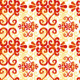 Seamless ornament pattern Stock Photos