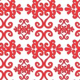Seamless ornament pattern Royalty Free Stock Image