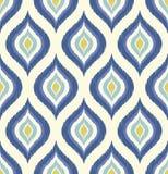 Seamless ornament pattern. Seamless scribble ornament fabric pattern Royalty Free Illustration