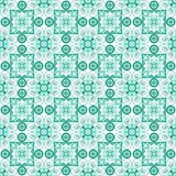 Seamless ornament pattern texture background with decorative  Stock Image