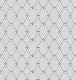 Seamless ornament pattern -  vector. Decoration seamless grid ornament pattern, vector background fully editable, you can change form and color Royalty Free Stock Photography