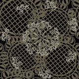 Seamless ornament textile Royalty Free Stock Image