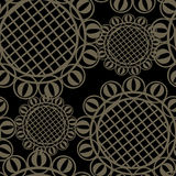 Seamless ornament textile Stock Photo