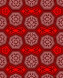 Seamless ornament tile pattern Stock Photo