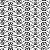 Seamless ornament wallpaper Royalty Free Stock Photo