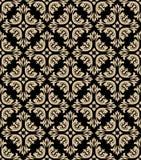 Seamless ornamental background Stock Image