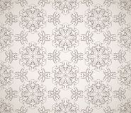 Seamless ornamental ethnicity pattern Stock Photos