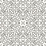 Seamless ornamental ethnicity pattern Royalty Free Stock Photos