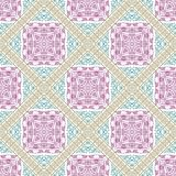Seamless ornamental ethnicity pattern Royalty Free Stock Photography