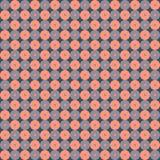 Seamless ornamental geometric pattern Stock Photography
