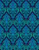 Seamless ornamental luxury vector background Royalty Free Stock Photography
