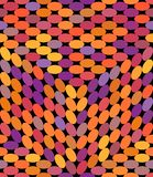 Seamless ornamental multicolor patterns. Vintage colorful ethnic backdrop. vector illustration