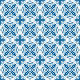 Seamless ornamental oriental pattern Royalty Free Stock Photography