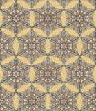 Seamless ornamental pattern. Illustration of seamless ornamental pattern Stock Photography