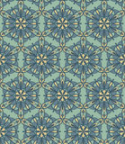Seamless ornamental pattern. Illustration of seamless ornamental pattern Stock Images