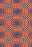 Seamless ornamental pattern Stock Photography