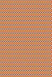 Seamless ornamental pattern Stock Photos