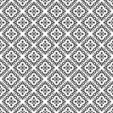 Seamless ornamental pattern. Decorative background Royalty Free Stock Images