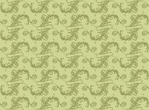 Seamless Ornamental Pattern Stock Photography