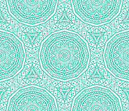 Seamless ornamental pattern background Royalty Free Stock Photos