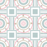 Seamless ornamental pattern decoration elements texture, tile ba Royalty Free Stock Image