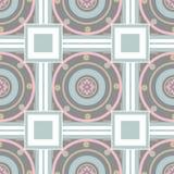 Seamless ornamental pattern decoration elements texture, tile ba Stock Photos